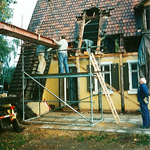 Foto: Umbau Dach